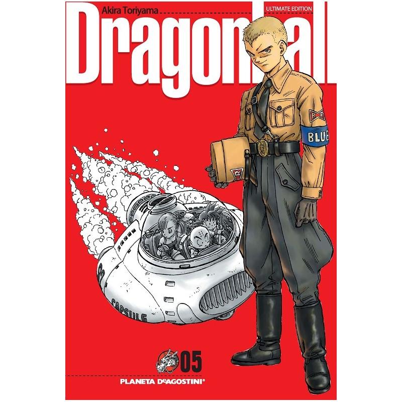 DRAGON BALL Nº5 (DE 34) ULTIMATE EDITION