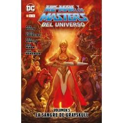 HE-MAN Y LOS MASTERS DEL UNIVERSO VOL. 05
