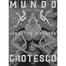 ARTWORK: MUNDO GROTESCO (JUNJI  ITO)