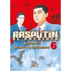 RASPUTIN, EL PATRIOTA  Nº 06 (DE 06)
