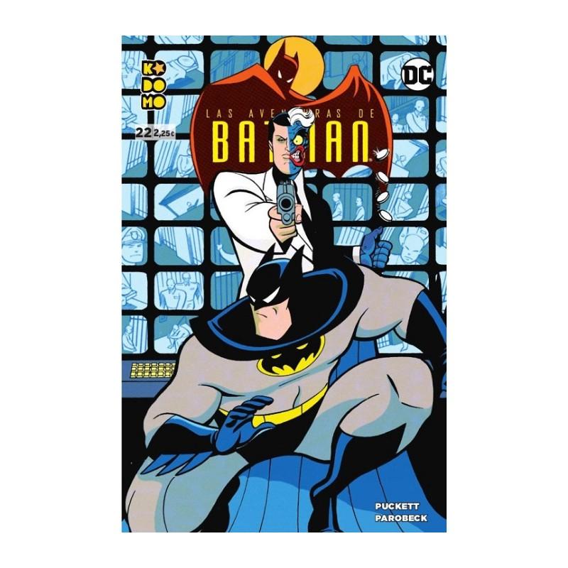 LAS AVENTURAS DE BATMAN Nº 22