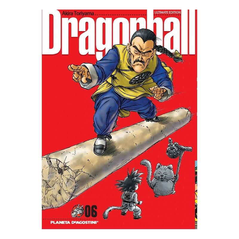 DRAGON BALL Nº6 (DE 34) ULTIMATE EDITION