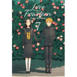 LOVE AT FOURTEEN Nº 07