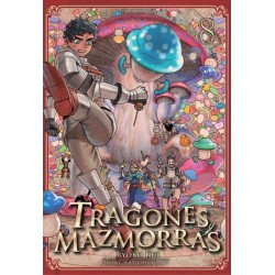 TRAGONES Y MAZMORRAS Nº 08