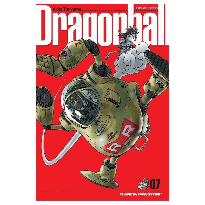 DRAGON BALL Nº7 (DE 34) ULTIMATE EDITION