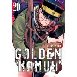 GOLDEN KAMUY Nº 20