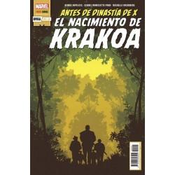 EL NACIMIENTO DE KRAKOA. ANTES DE DINASTÍA DE X