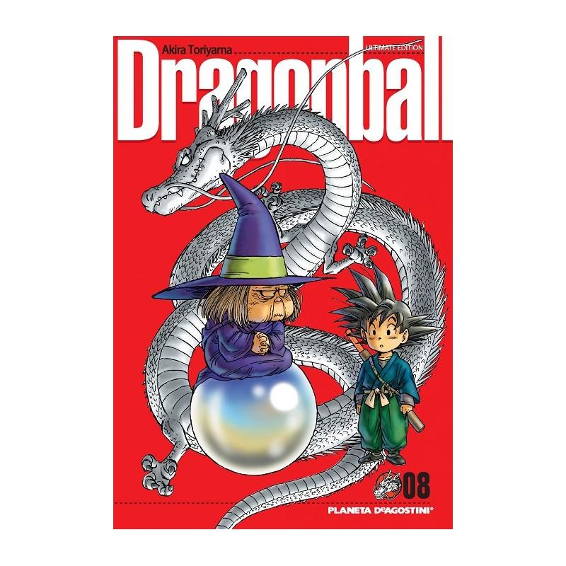 DRAGON BALL Nº8 (DE 34) ULTIMATE EDITION