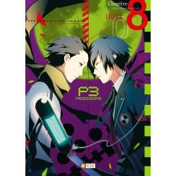 PERSONA 3  Nº 08 (DE 11)