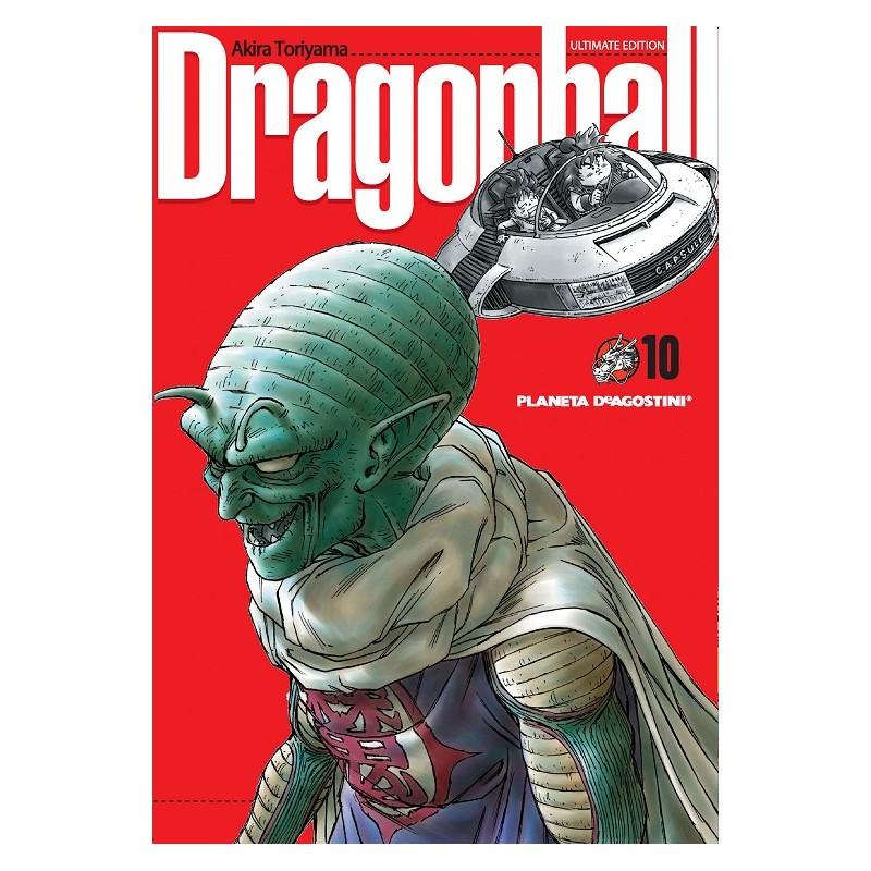 DRAGON BALL Nº10 (DE 34) ULTIMATE EDITION