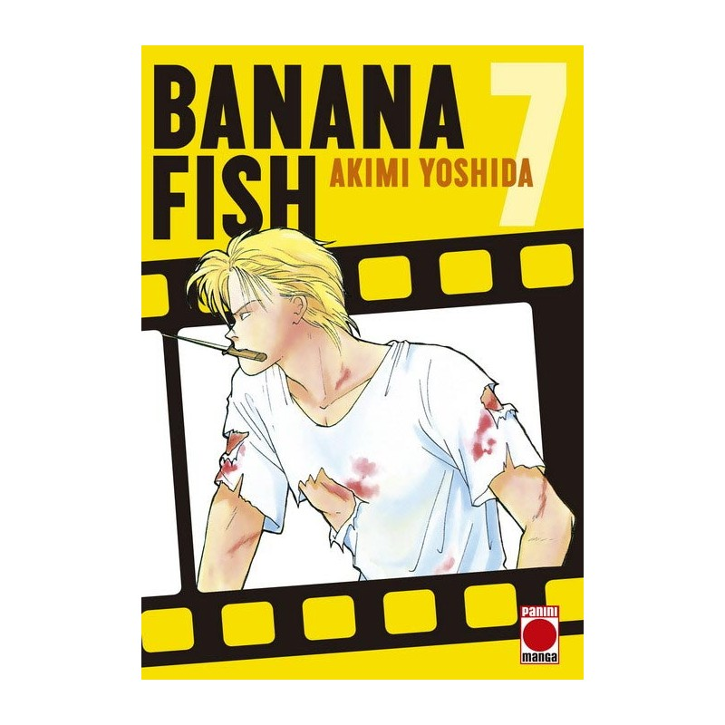 BANANA FISH Nº 07