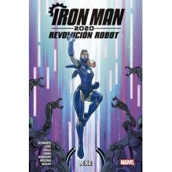 IRON MAN 2020 REVOLUCIÓN ROBOT VOL. 02 .EXE