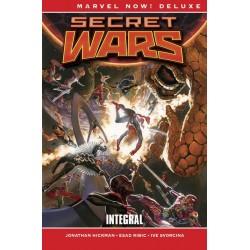 SECRET WARS: INTEGRAL (MARVEL NOW! DELUXE)