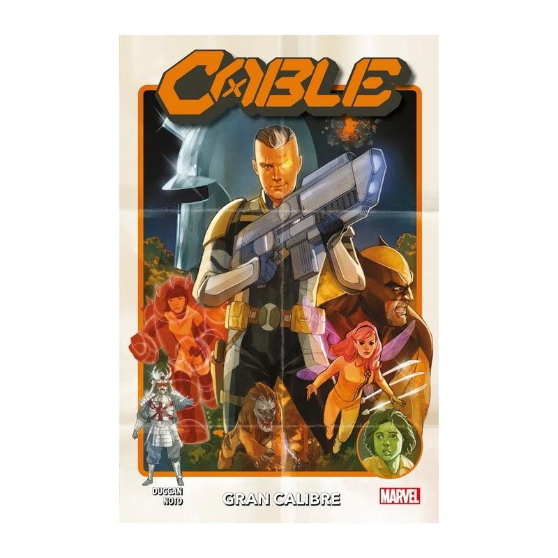 CABLE VOL. 01 GRAN CALIBRE