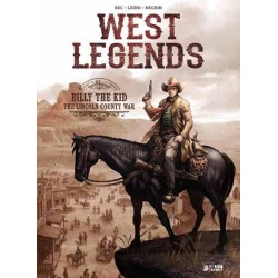 WEST LEGENDS VOL. 02 BILLY THE KID