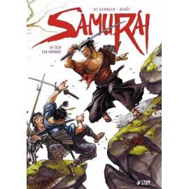 SAMURAI (INTEGRAL 02): LA ISLA SIN NOMBRE
