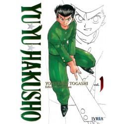 YU YU HAKUSHO Nº 01 (EDICIÓN KANZENBAN)