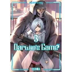 DARWIN'S GAME Nº 03