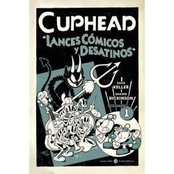 CUPHEAD VOL. 01: LANCES CÓMICOS Y DESATINOS