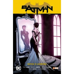 BATMAN DE TOM KING VOL. 08: NOVIA O LADRONA