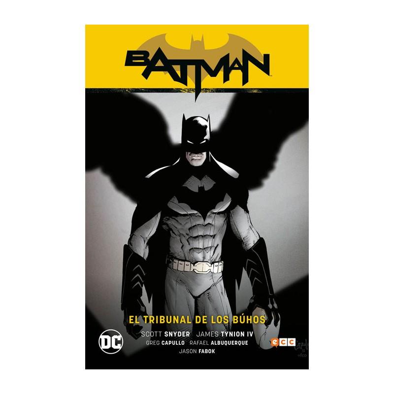 BATMAN VOL. 01: TRIBUNAL DE LOS BÚHOS (BATMAN SAGA - NUEVO UNIVERSO PARTE 1)