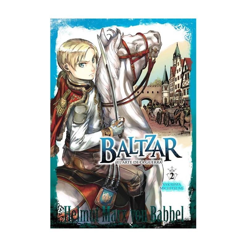 BALTZAR: EL ARTE DE LA GUERRA Nº 02