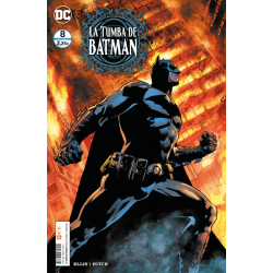 LA TUMBA DE BATMAN Nº 08