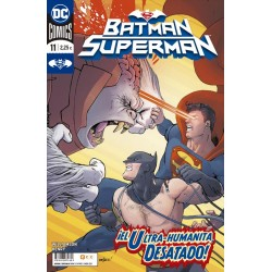 BATMAN / SUPERMAN Nº 11