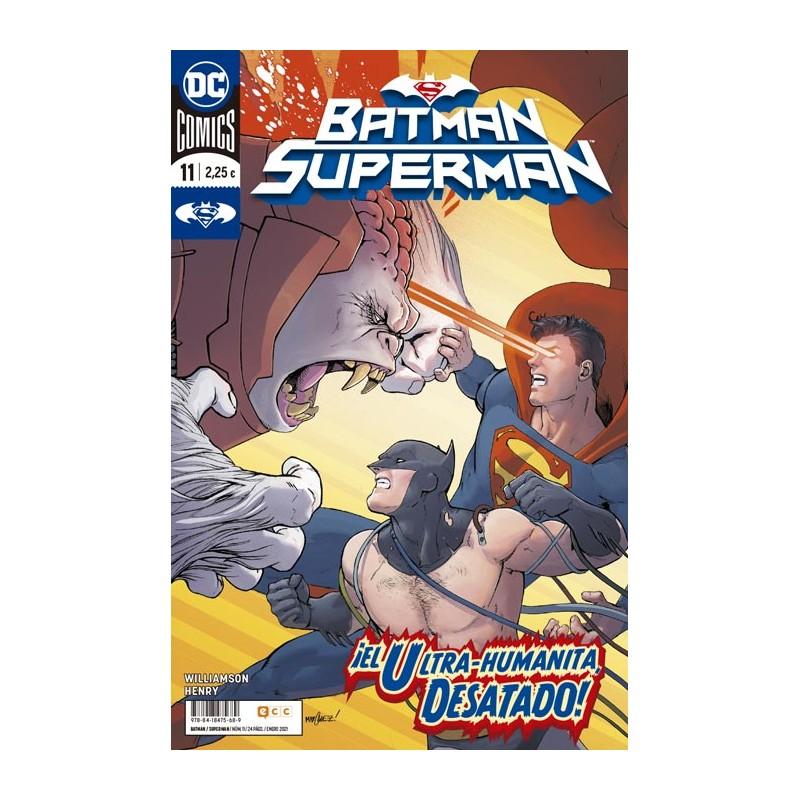 BATMAN / SUPERMAN Nº 11
