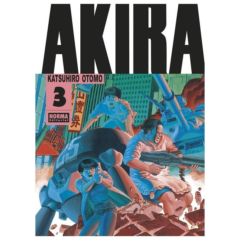 AKIRA 03 (DE 6) EDICIÓN ESPECIAL B/N