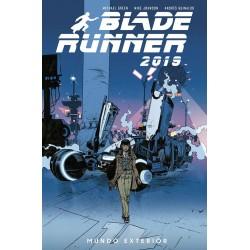 BLADE RUNNER 2019 VOL. 02 : MUNDO EXTERIOR