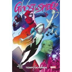 SPIDER-GWEN: GHOST SPIDER VOL. 03: TIEMPO DE PERROS