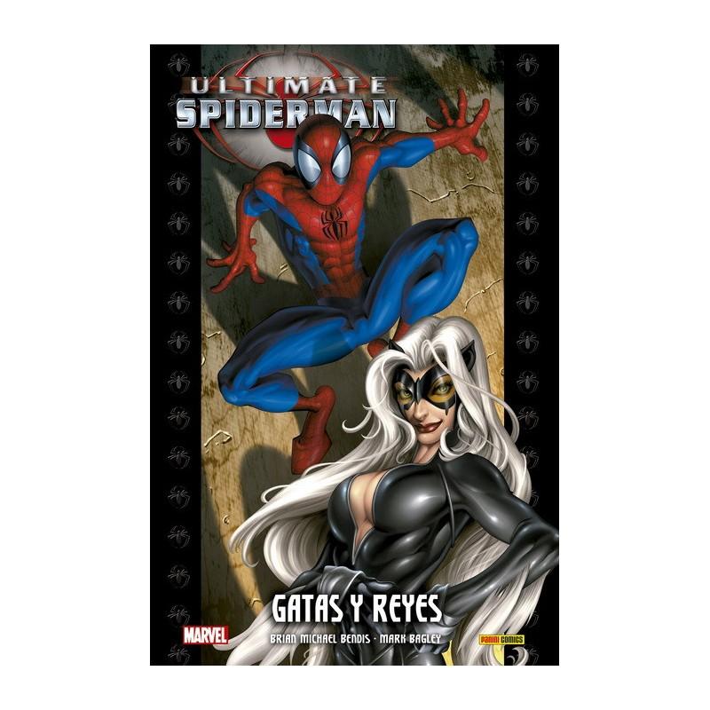 ULTIMATE SPIDERMAN VOL. 06: GATAS Y REYES