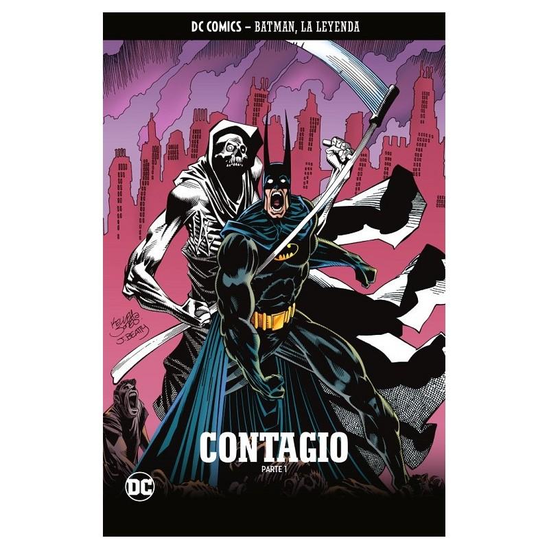 BATMAN LA LEYENDA Nº 42: CONTAGIO