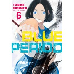 BLUE PERIOD Nº 06