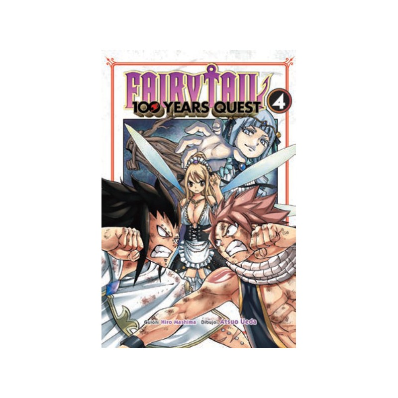 FAIRY TAIL 100 YEARS QUEST Nº 04