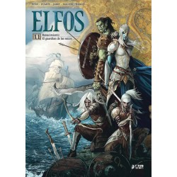 ELFOS VOL. 11: RENACIMIENTO / EL GUARDIÁN DE LAS RAICES