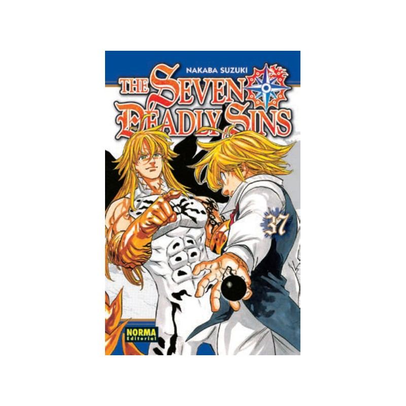 THE SEVEN DEADLY SINS Nº 37