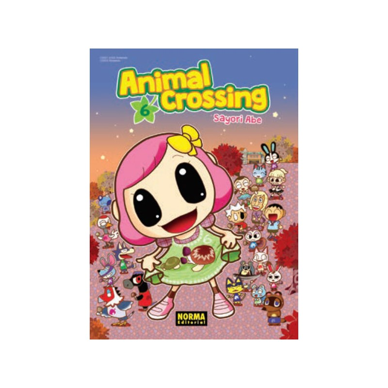 ANIMAL CROSSING Nº 06