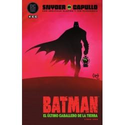 BATMAN: EL ÚLTIMO CABALLERO DE LA TIERRA LIBRO...