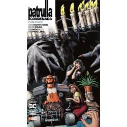 LA PATRULLA CONDENADA LIBRO 04 (DE 4) BIBLIOTECA GRANT MORRISON