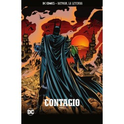 BATMAN LA LEYENDA Nº 42: CONTAGIO PARTE 2