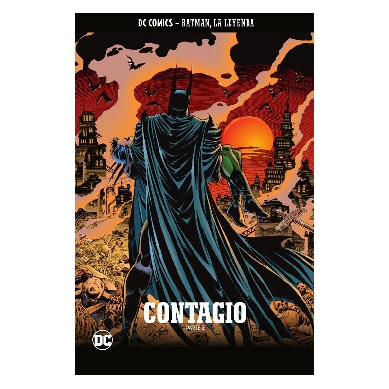 BATMAN LA LEYENDA Nº 43: CONTAGIO PARTE 2