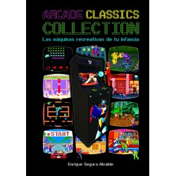 ARCADE CLASSICS COLLECTION, LAS MÁQUINAS RECREATIVAS DE TU INFANCIA