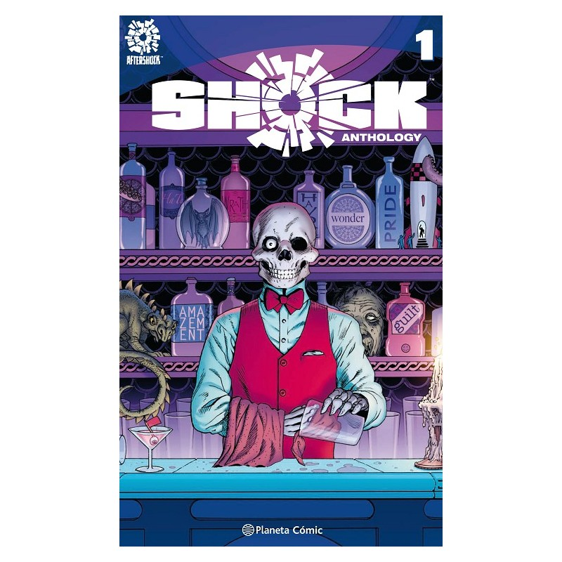 SHOCK ANTHOLOGY Nº01