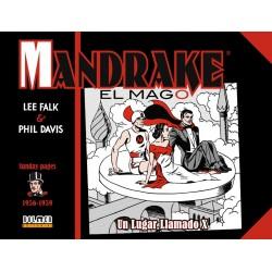 MANDRAKE EL MAGO 1956 -1959