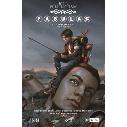 FABULAS EDICION DE LUJO: LIBRO 13