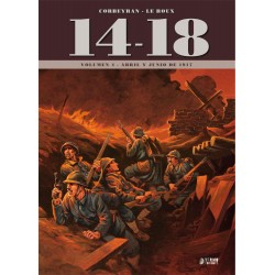 14-18 VOL. 04: ABRIL Y JUNIO 1917