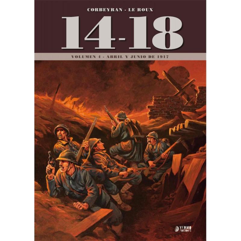 14-18 VOL. 04: ABRIL Y JUNIO 1917