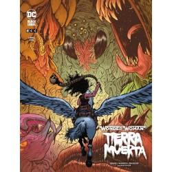 WONDER WOMAN: TIERRA MUERTA VOL. 02 (DE 2)